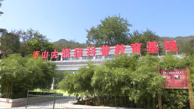 原山大熊猫科普教育基地升级改造完成 将再次迎来大熊猫入住