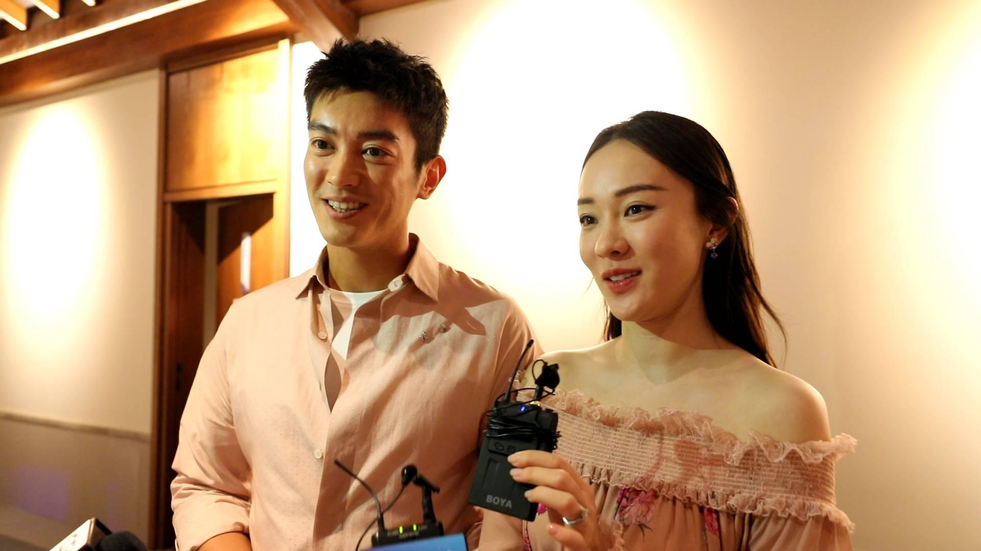 2018央视秋晚抢先看丨演员杜江:我是山东人 在家乡参加秋晚非常激动