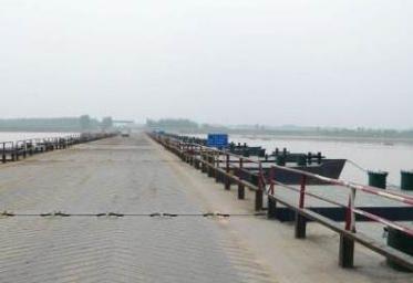 注意绕行!滨州青田(旧镇)浮桥24日下午临时封闭停止通行
