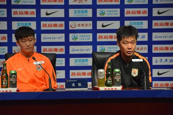 李霄鹏:再战一方是全年最重要的比赛 对手今时不同往日