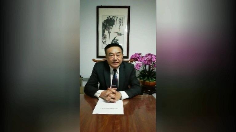 我为山东献箴言丨澳大利亚联合集团总裁张德宝:希望山东越来越好