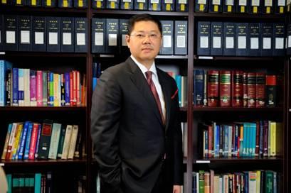 儒风乡情|麦家荣律师行主管合伙人麦家荣:期待助力山东企业赴港上市