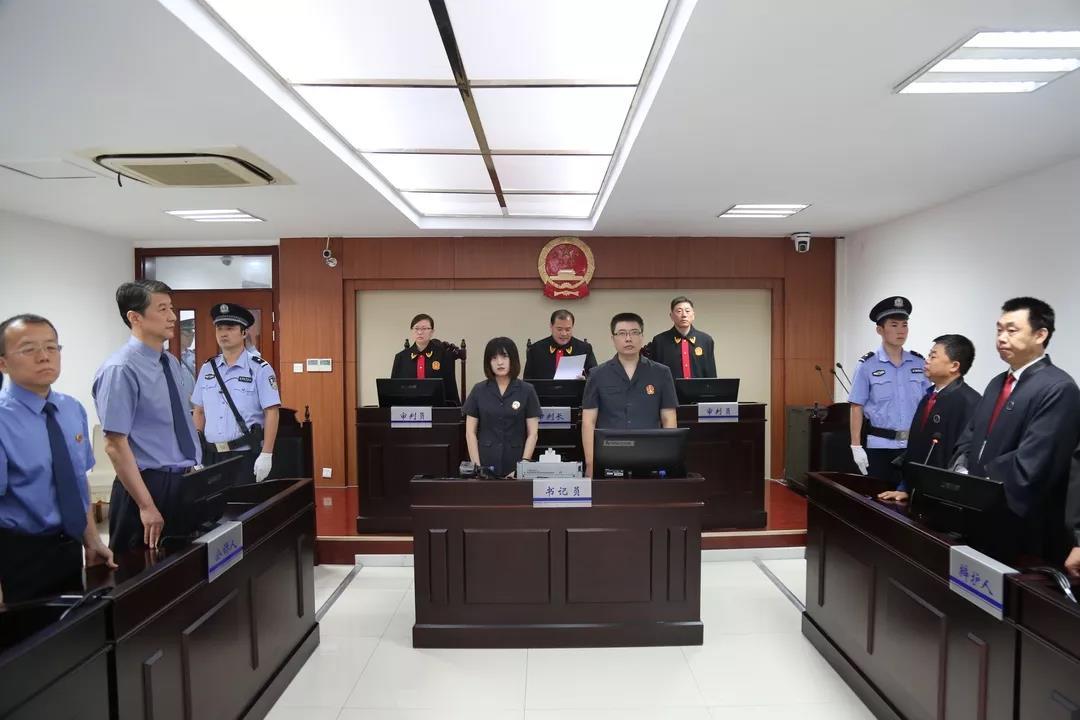 济南历下区法院对李守兴等8人恶势力团伙案件进行一审宣判