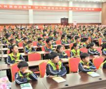 """打造书香校园!台儿庄一小学被授予""""阅读与写作基地"""""""