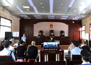 滨州市沾化区法院公开宣判一起涉恶势力犯罪集团案件