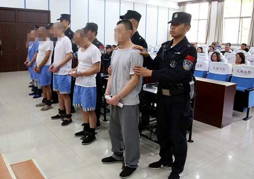 无棣县人民法院公开宣判首起恶势力犯罪案件