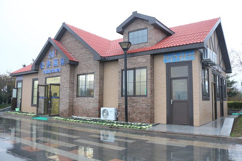 聊城东昌湖、运河景区已建成公厕34座 全部免费开放