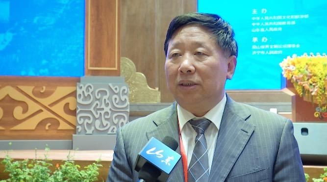 尼山论坛|专访叶小文:建设人类命运共同体需回归文明起点