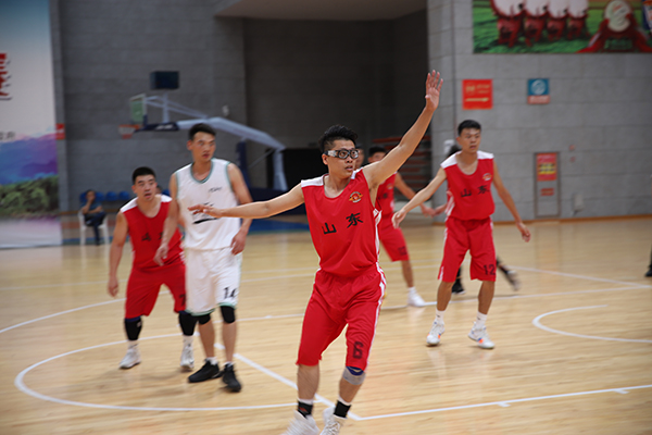 全国美丽乡村篮球大赛落幕 淄博天乙村代表队夺季军