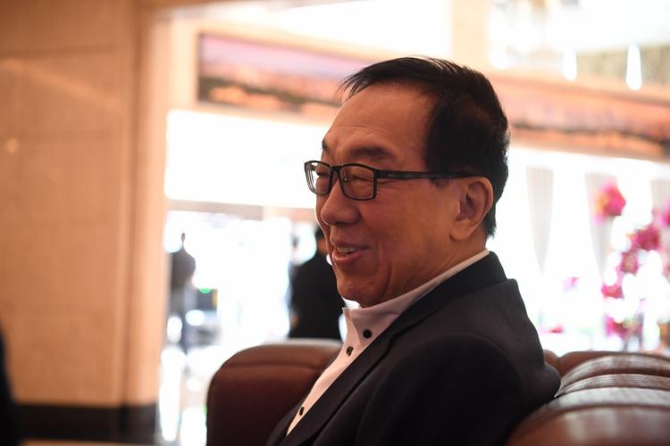 儒商大会2018丨刘大贝:儒商就是不仅要只获取经济效益,更应注重对社会的贡献