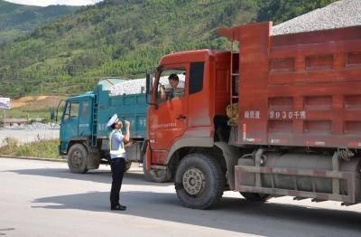 滕州市将对城区内实施大货车、拖拉机限行