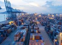 1-8月淄博货物进出口604.2亿 增速居全省第1位