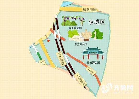 这里有一份手绘旅游地图,各地景点一目了然,让这个十一长假不单调.