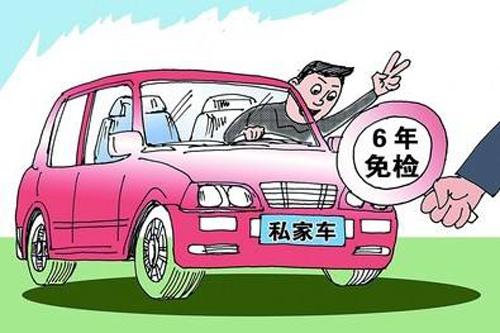 滨州车管微提醒:快速审车示意图出炉