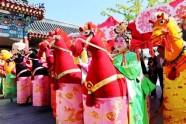 """传统手艺、经典美食轮番上演 一场""""非遗""""盛会在潍坊启幕"""