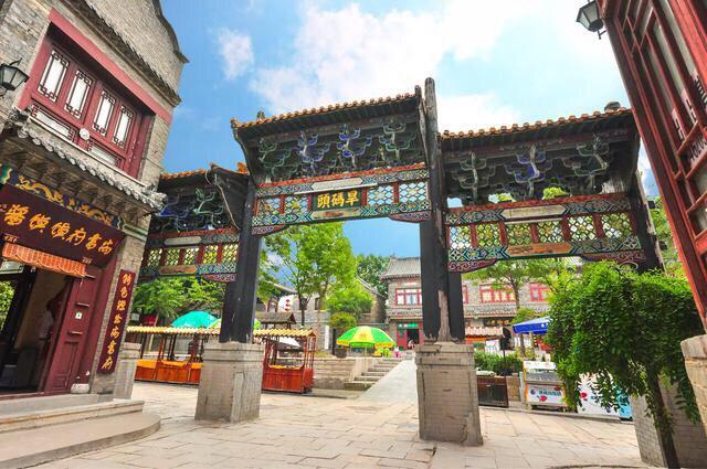 """""""十一""""黄金周来临 为您盘点10处坐公交车就能去的淄博景点"""