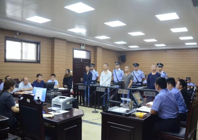 邹平法院对一起妨碍公务案件公开宣判