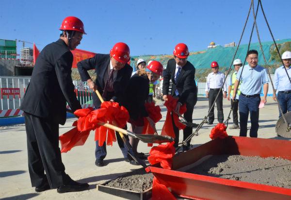 日照市科技馆主体竣工 预计2019年6月底开馆