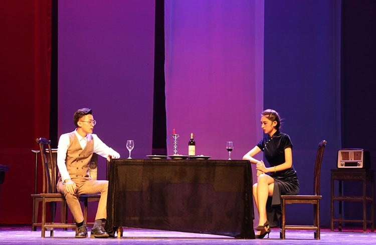 年轻人的戏梦舞台!首届山东省大学生话剧优秀剧目展演落幕