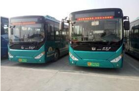 10月4日、5日,济南公交K66路、506路临时调整部分运行路段