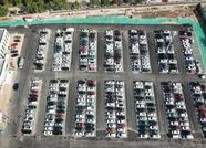 国庆假期第四天 泰安新建生态停车场迎1800余辆外地车