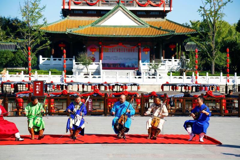 国庆假日第六天山东近郊游热度不减,这些地方还可去游玩
