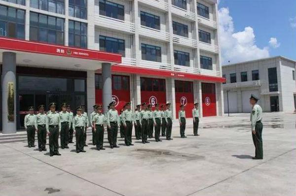 德州市公安消防支队招聘35名政府专职消防队员