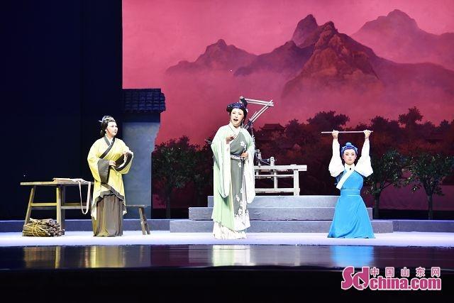 山东梆子《孟母》将亮相第十一届山东文化艺术节