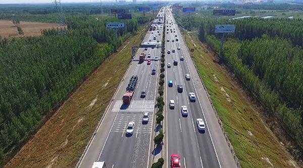 国庆期间德州辖区高速过境车流225万 同比增幅近30%