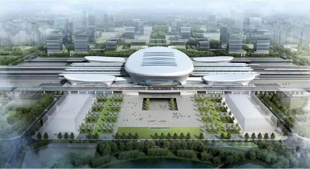 未来6条高铁将途经临沂!山东大交通规划令人期待
