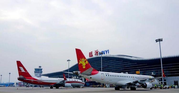 再创新高!临沂国际机场黄金周客流量突破4万人次