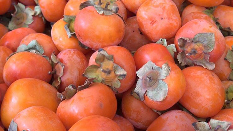 柿子上市颇受市民喜爱 专家提醒:不宜多食不应空腹吃