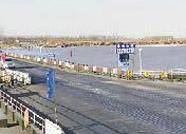 滨州青田(旧镇)浮桥今日已恢复通车