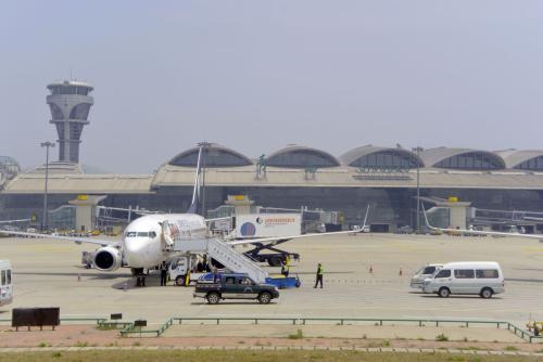 7天运送旅客53万!青岛机场再创新高