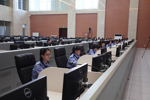 国庆期间淄博中心城区接报警情1033起 打架类警情160起