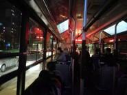 """潍坊新华路施工致道路拥堵 公交车被迫""""绕着走"""""""