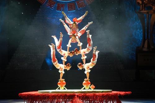 重阳节期间聊城将举办7场杂技惠民演出 市民可免费欣赏