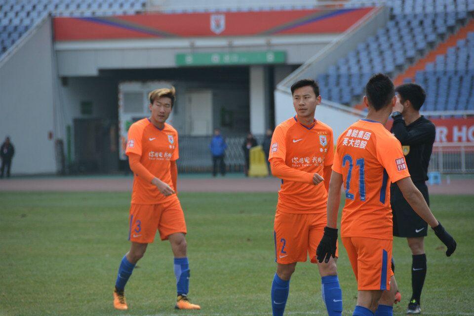 鲁能今日集结备战联赛足协杯 6人赛季已提前结束