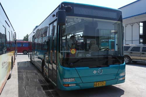 自10月12日起,济南公交K164路恢复至领秀城东区公交车场