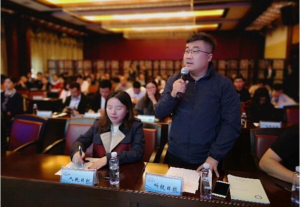 鲁南制药集团党委书记张贵民:跨越千亿,是我们的一个小目标