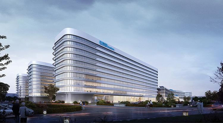 德州市东部医疗中心要开建 规划医疗床位1500张