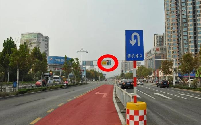 驾驶员注意!高唐县城区这两个路口重新划线 违规将处罚