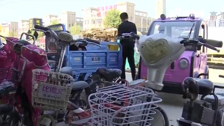 菏泽成武发生多起电动车被盗案 年轻女子竟是一名惯犯
