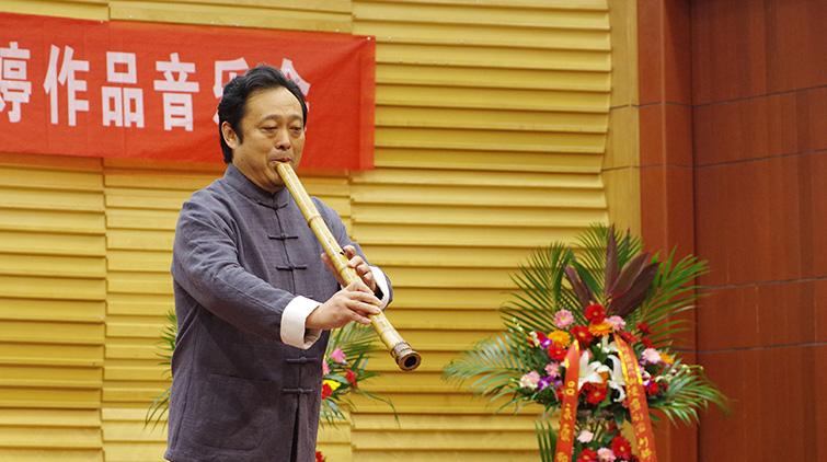 """""""尺八""""有多少人知道?消失70余年的传统乐器在山艺奏响"""