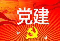 济宁市在重点项目指挥部建立健全党组织