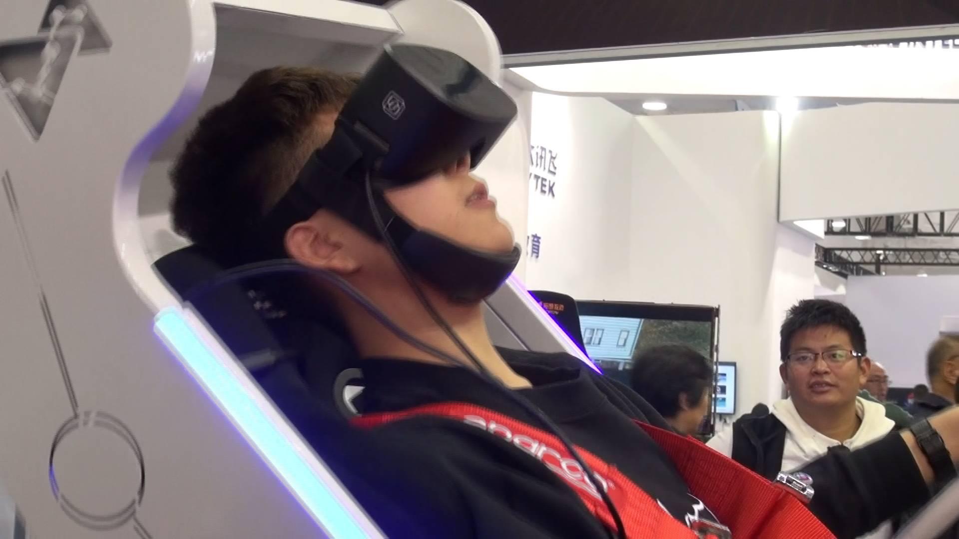 120秒|VR+:来山东省文博会现场,感受不一样的世界