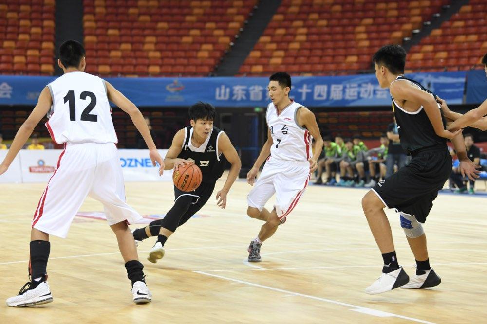 跃动齐鲁•看省运|省运会男篮甲组排位赛 烟台79-66胜泰安