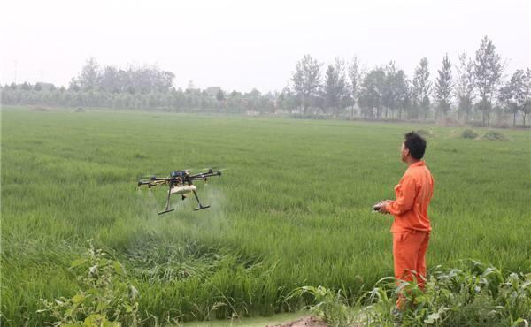 山东开展农机新产品和植保无人机购置补贴试点  预计11月完成首批植保无人机投档