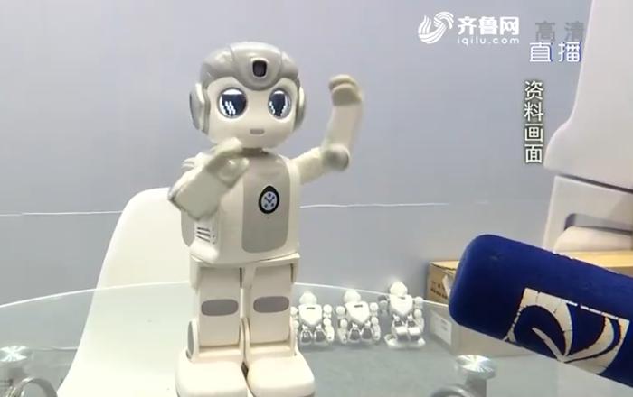 """智能城市设计、机器人自动写稿!""""黑科技""""闪耀本届文博会"""