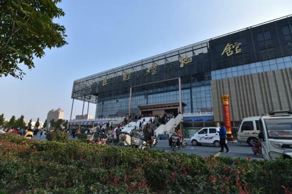 巨野博物馆揭开沉睡两千年昌邑故国面纱 刘贺父子曾在巨野为王